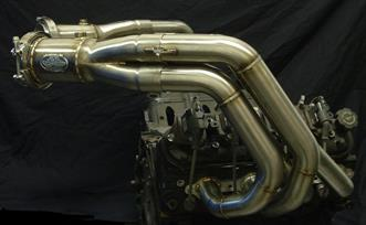 LS Mud Truck Headers