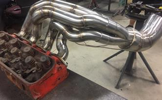 Lafitte Fabrication Big Block S-10